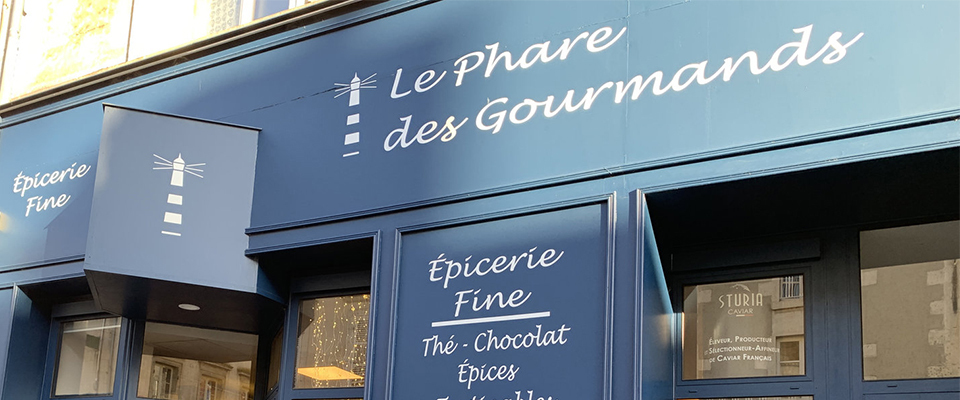 Le Phare des Gourmands